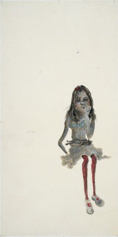 Zhang peng, 'Cat Girl', 2006
