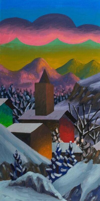 Salvo, 'Una sera d'inverno', 2002