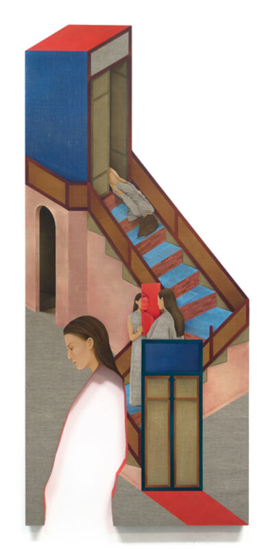 Arghavan Khosravi, 'Staircase to Heaven', 2018
