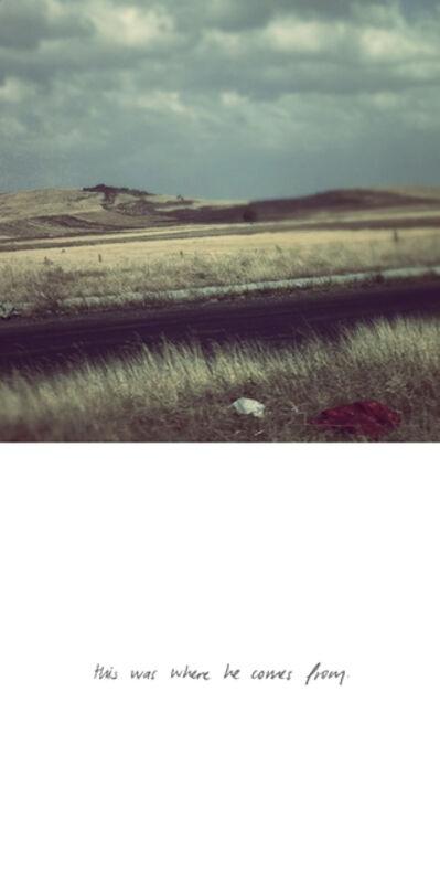 Cemre Yeşil, 'Comes', 2013