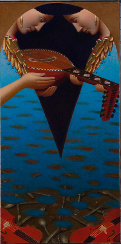 Andrey Remnev, 'Music on the Water', 2012
