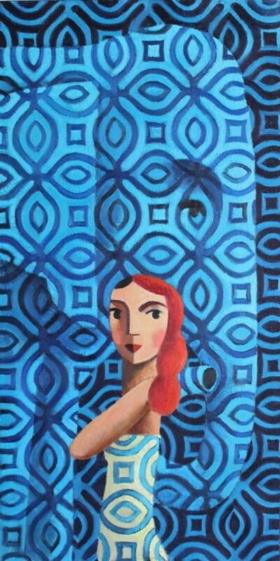 Didier Lourenço, 'The Big blue ', ca. 2020