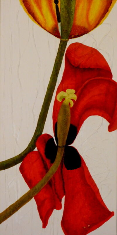 Ulrike Stadler, 'Tulips Dying and Crying XI', 2013