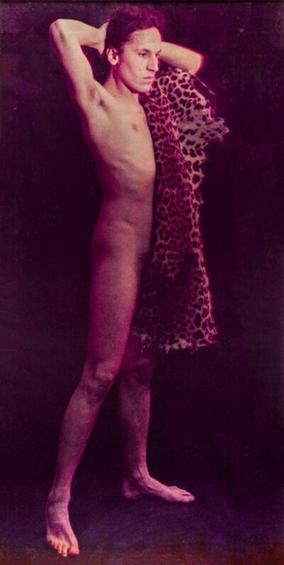 Luigi Ontani, 'Tarzan', 1972-1973