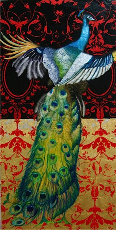 James Jensen, 'Peacock'