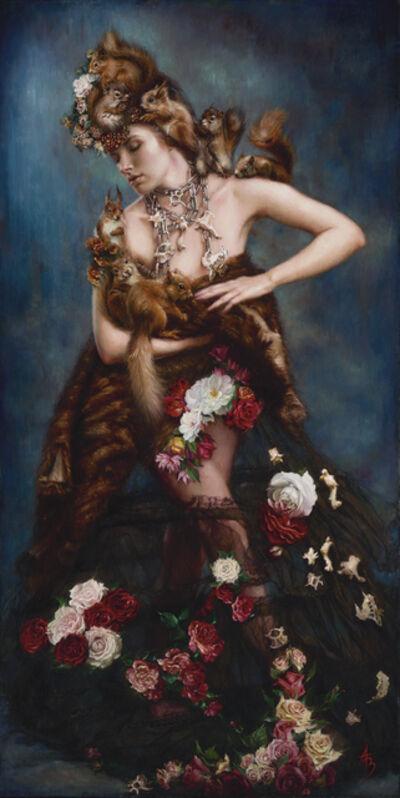 Alexandra Manukyan, 'Vanity's Cruel Desire', ca. 2018