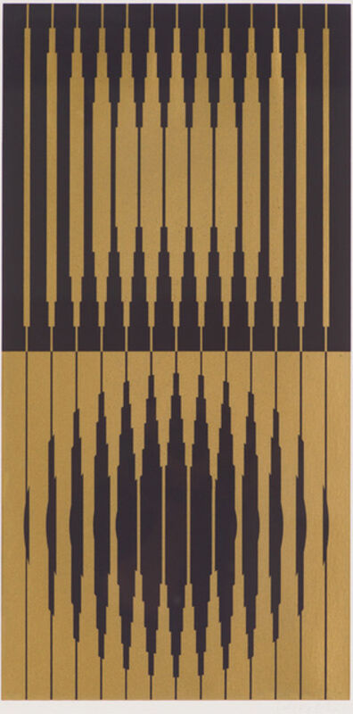 Victor Vasarely, 'Capella III (from Constellation series)', 1959/67