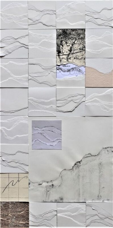 Christopher Houston, 'Waves, Lines and Values', 2018