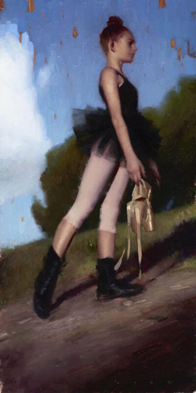 "Joseph Todorovitch, '""Swan""', 2015"