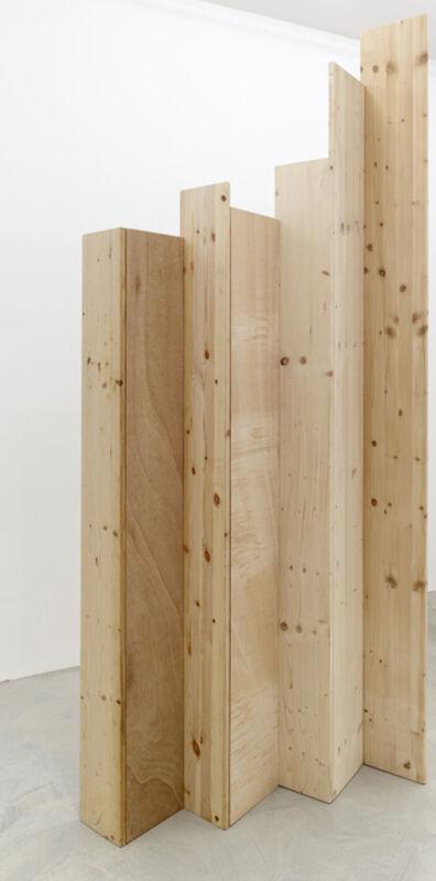 Hubert Kiecol, 'Im Wald', 2015