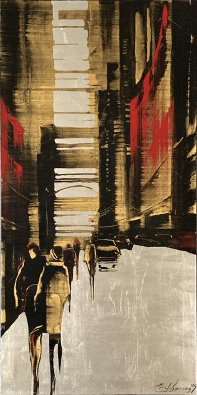 Elena Lobanowa, 'Passing By', 2013