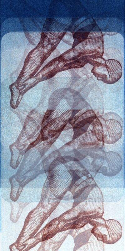 Adrián Fernández, ''Untitled No. 37, 2015 (Divers)' ', 2015