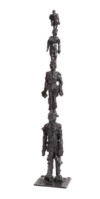 DAVID BREUER-WEIL, 'Totem', 2012