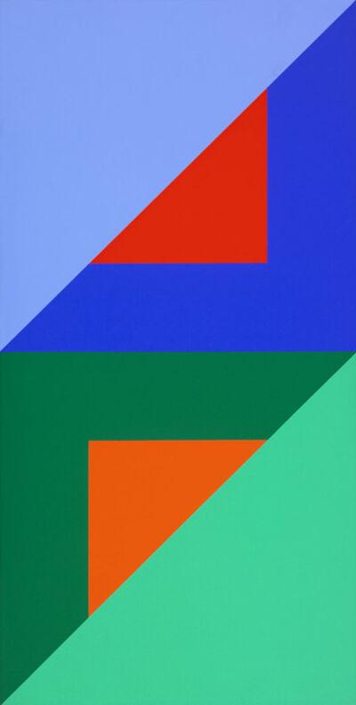 Karl Benjamin, '#4, 1975', 1975