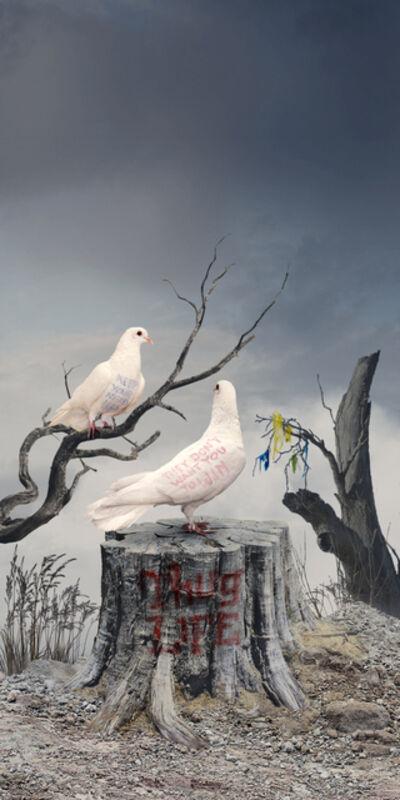 Agan Harahap, 'Doves', 2017