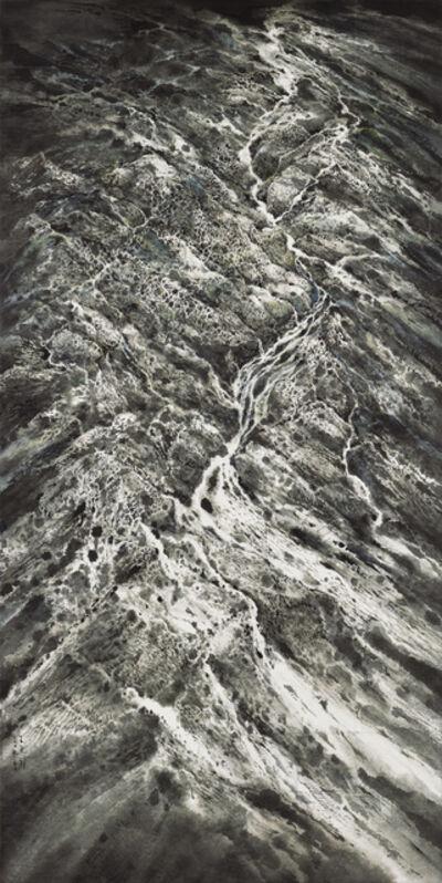 Wucius Wong, 'Running Water Forever #112', 2009