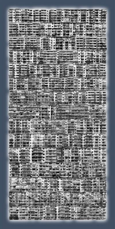 Xiang Liqing, 'Rock Never 5', 2002
