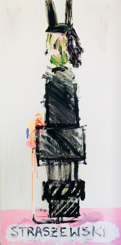 Christine Straszewski, 'JANUSBUNNY', 2018