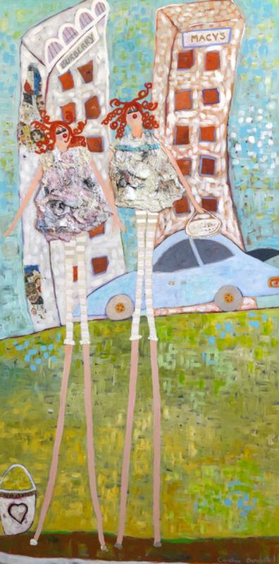 Caroline Benchetrit, 'Jess and Kiki', 2016