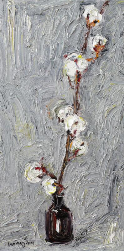 Shin Hong-jik, 'Cotton tree', 2015