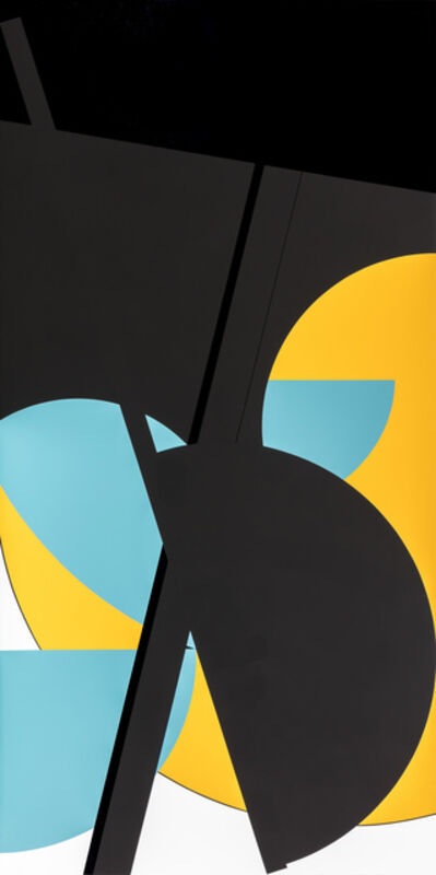 Serge Alain Nitegeka, 'Colour & Form LXIV', 2018