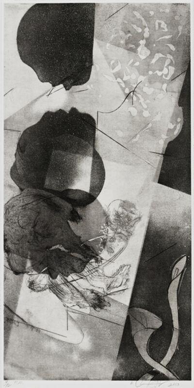 Oliver Lee Jackson, 'Intaglio Print XLVII', 2013