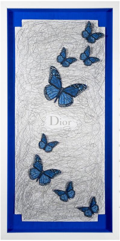 Stephen Wilson, 'Dior Yves Scribble', 2017
