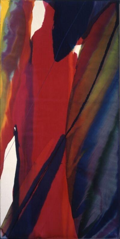 Paul Jenkins, 'Phenomena Sufi Star Gazer', 1972