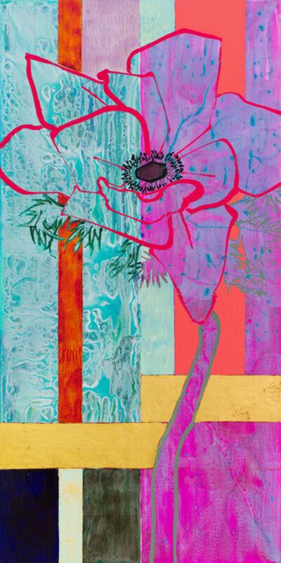 Robert Kushner, 'One Red Anemone', 2020