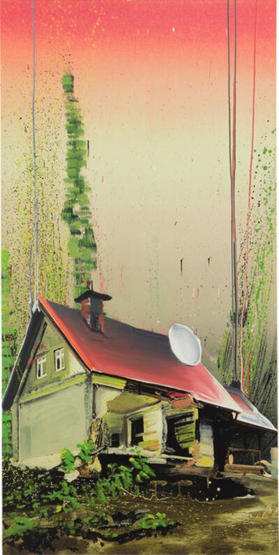 Dirk Skreber, 'Haus (House)', 2003