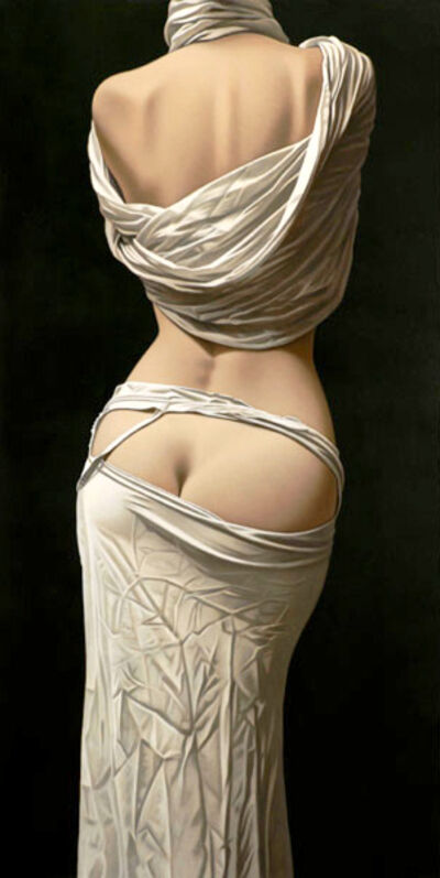 Willi Kissmer, 'Nude From the Back ', 2017