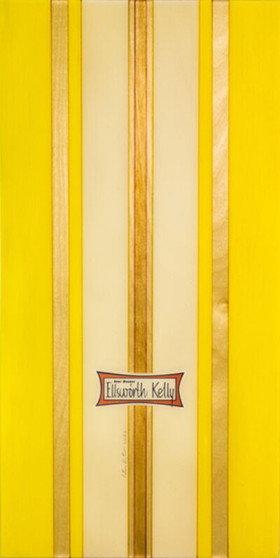 "Peter Dayton, 'Ellsworth Kelly #2, ""Girls on the Beach""', 2006"