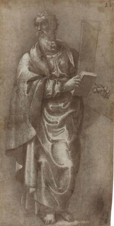 Girolamo Siciolante da Sermoneta, 'Saint Andrew'