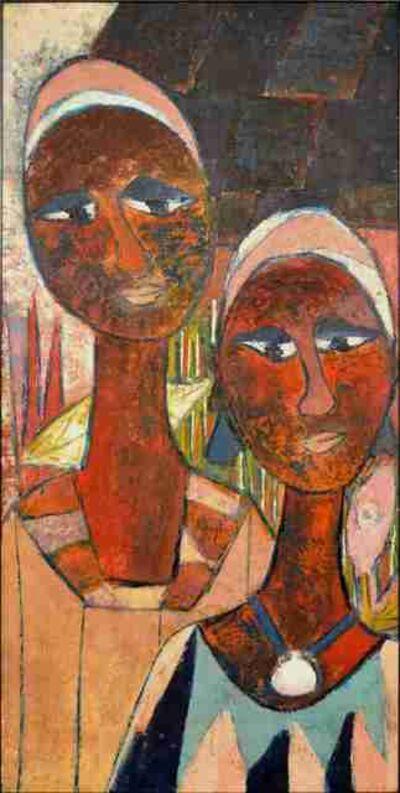 Muraina Oyelami, 'Couple', 2014