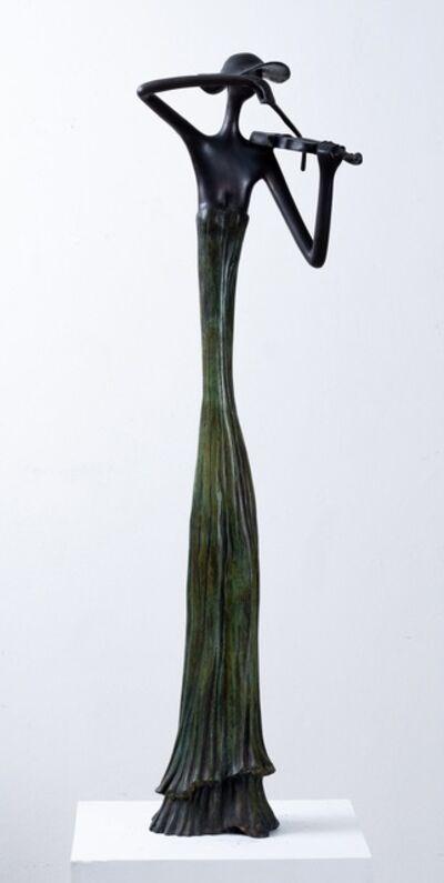 Ruth Bloch, 'Violonist ', 1995