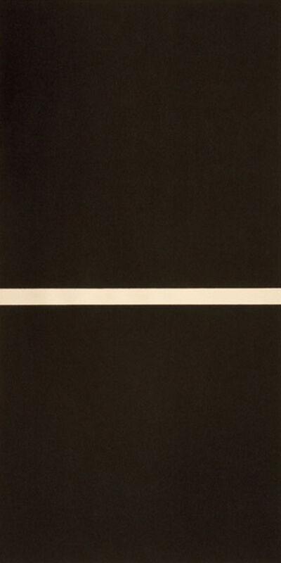 Richard Serra, 'Double Weight I', 2010