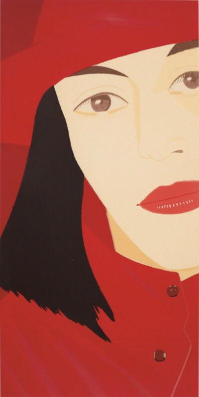 Alex Katz, 'Red Coat', 1983