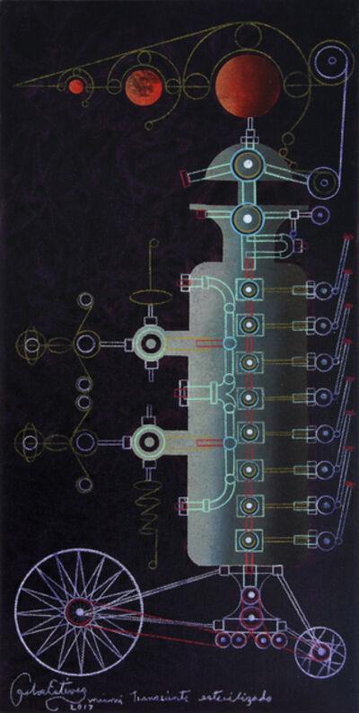 Carlos Estévez, 'Transeúnte esterilizado ', 2016