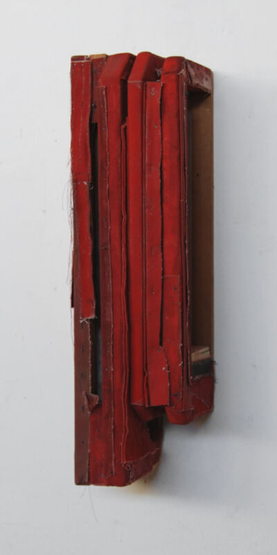 Simon Callery, 'Cadmium Red Deep Wallwork', 2011