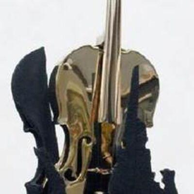Arman (1928-2005), 'La Fenice n. 2'