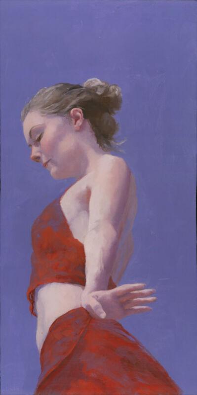 Judy Nimtz, 'Light, Portrait Study', 2019