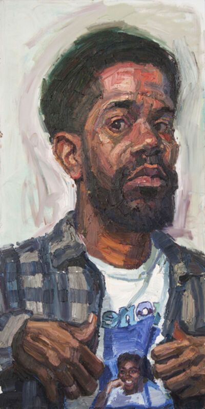 Sedrick Huckaby, 'Gone But Not Forgotten: Sha Sha', 2017