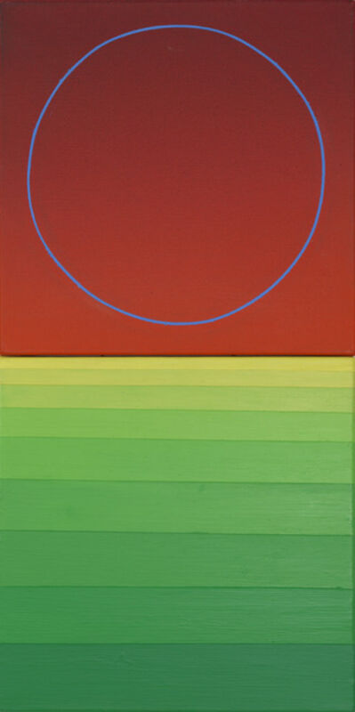 Peter Kalkhof, 'Colour and Space', 2011