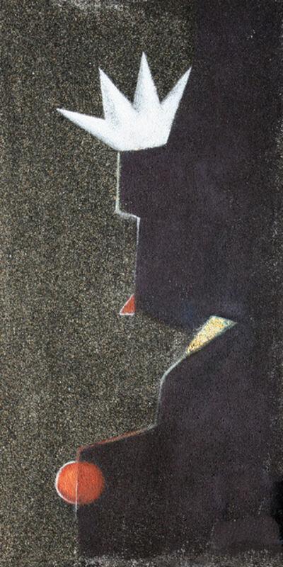 Angelika Kandler Seegy, 'Nachtblume'