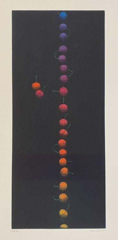 Yozo Hamaguchi, 'Twenty-Two Cherries (multicolor)', 1988