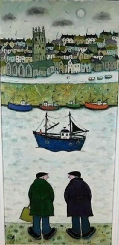 Joan Gillchrest, 'Willy & Ben at St. Ives', 1985