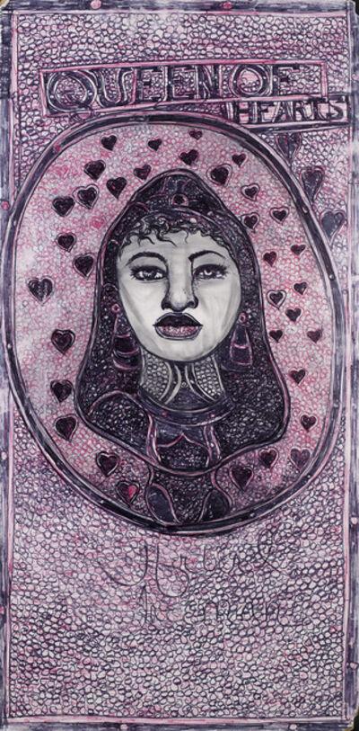 Herbert Freeman, 'Queen of Hearts', 2015
