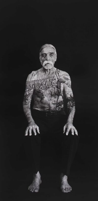 Shirin Neshat, 'Bahram (Villains), from The Book of Kings series', 2012