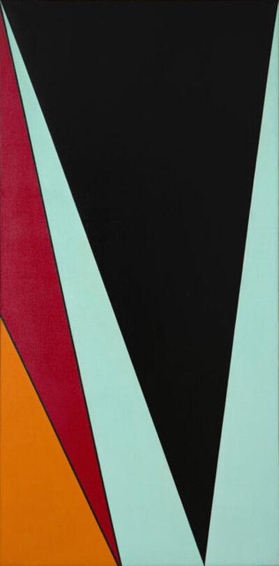 Olle Baertling, 'Oga', 1960