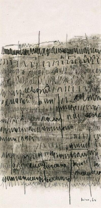 Mira Schendel, 'Archaic Writing', 1964